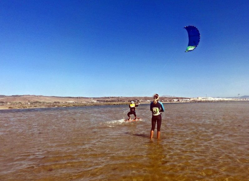 advanced kitesurf course Tarifa