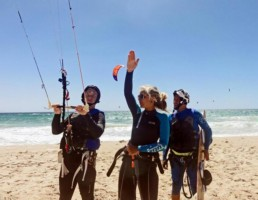 learn kite summer tarifa